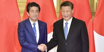 «شی» در دیدار با «آبه»؛ چین و ژاپن نباید یکدیگر را تهدید قلمداد کنند