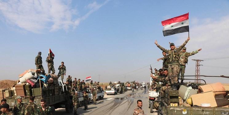 ارتش سوریه در آستانه ورود به «معره النعمان» ادلب