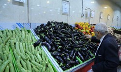 سبزی و صیفیجات زیر 3 هزار تومان در میادین میوه و تره بار