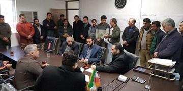 پیگیری مطالبات معوقه کارگران راهآهن توسط دادستان شهرستان میانه