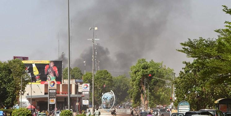 ۳۵ کشته در حمله مسلحانه به بورکینافاسو