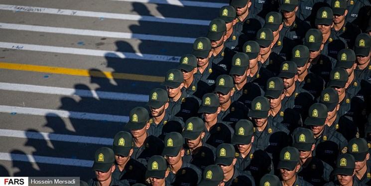 «خسته نباشید» فرمانده به سبزپوشان ناجا/ سردار اشتری: پلیس پر قدرت و با تمام ظرفیت پای کار است