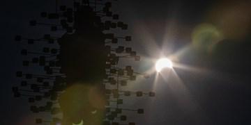 خورشیدگرفتگی 5 دی ماه کرمان