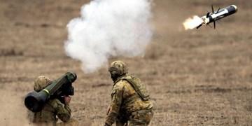 آمریکا دومین محموله موشکهای ضد تانک را به اوکراین ارسال کرد