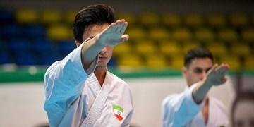 درخشش کاراتهکاران جوان سیرجانی در مسابقات بینالمللی جام فجر انقلاب