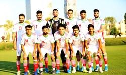 کلیپی از تیم امید به بهانه آغاز رقابتهای فوتبال زیر 23 سال آسیا