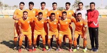 لیگ دسته 2 فوتبال| شاهکار شهرداری بندرعباس در بوکان