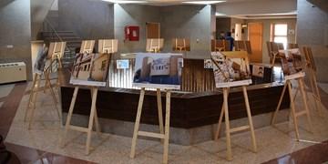 برپایی اولین نمایشگاه عکس زلزله کرمانشاه