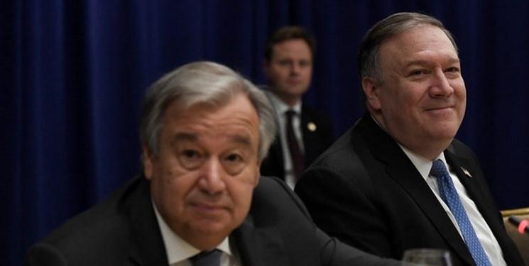 دبیر کل سازمان ملل: وقت همبستگی است نه تحریم