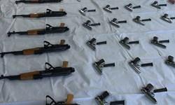 کشف ۴۲۰۰ قبضه سلاح غیرمجاز و دستگیری ۷۶۰۰ نفر