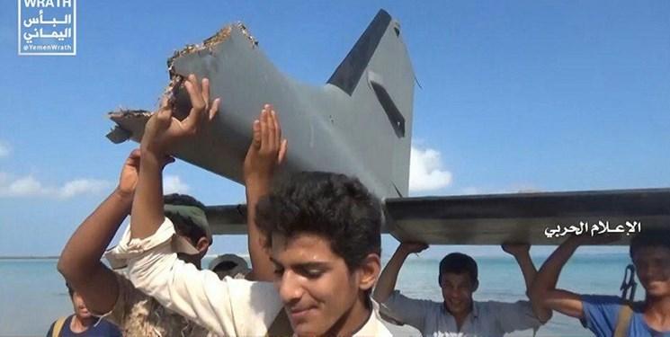 ارتش یمن از سرنگونی هواپیمای شناسایی ائتلاف سعودی خبر داد