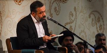 محمود کریمی باز هم کتاب معرفی کرد/ با یک «یا زینب» همه گرهها باز میشه +صوت