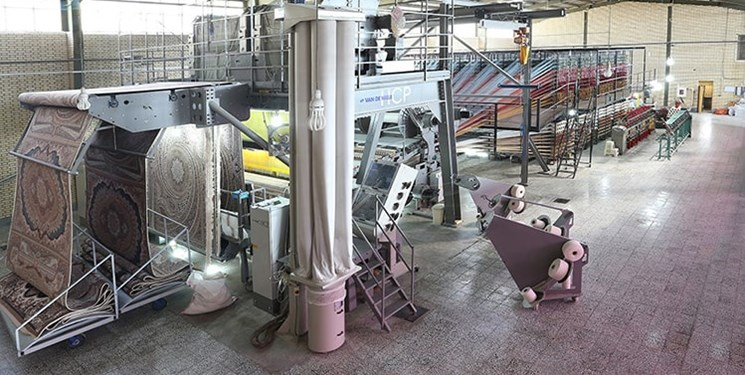 کارخانه توقیفی فرش در اردستان تعیین تکلیف میشود
