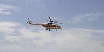خبر خوب | پرواز دوباره بالگردهای 115 در آسمان کهگیلویه و بویراحمد