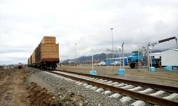 انتقال بیش از 7 هزار واگن از راهآهن ترکمنستان به افغانستان در سال 2019