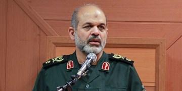 سردار وحیدی: آمریکاییها عاقل باشند غرب آسیا را ترک خواهند کرد