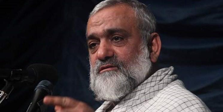 سردار نقدی: قاتل شهیدان امر به معروف کسانی هستند که مدیریت فضای مجازی کشور را به صهیونیستها سپردهاند