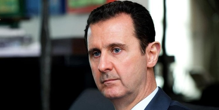 پیام تسلیت بشار اسد به رئیس جمهور لبنان