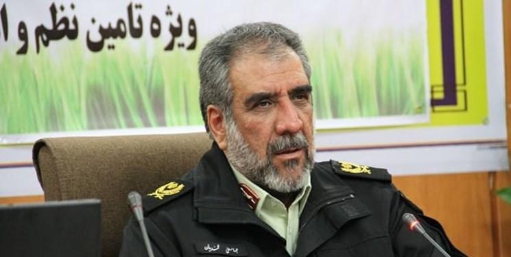 توان یگان ویژه استان البرز ۷ برابر شد / تشدید مقابله جرائم مخفی در دستورکار پلیس