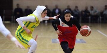لیگ برتر بسکتبال بانوان| مصاف بانوان گرگان و گروه بهمن در فینال