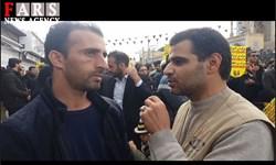 فیلم| رهبرمان بدانند سلیمانیها هنوز هستند