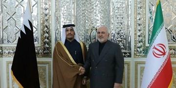 وزیر خارجه قطر امروز مهمان ظریف در تهران