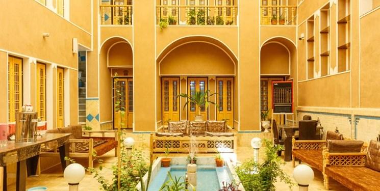 رزرو آنلاین اقامتگاه های بومگردی یزد از معتبرترین سایت رزرو هتل