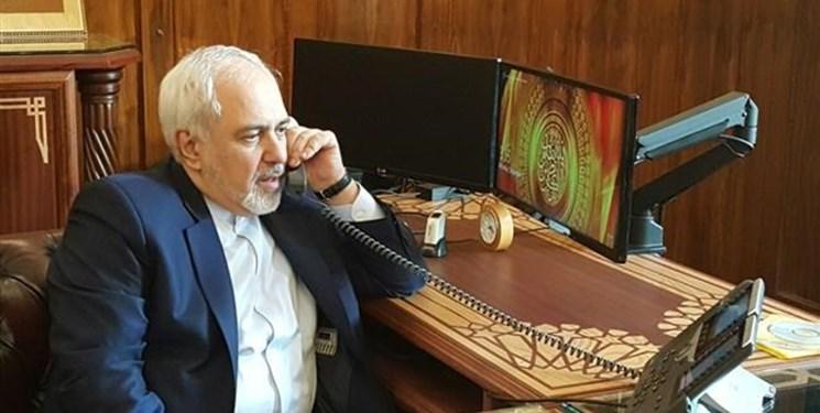 گفتگوی تلفنی ظریف و همتای ترکیه ای درباره شیوع ویروس کرونا