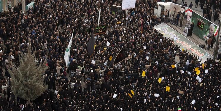 تجمع بزرگ و کم نظیر «سلیمانیها» در کرمانشاه