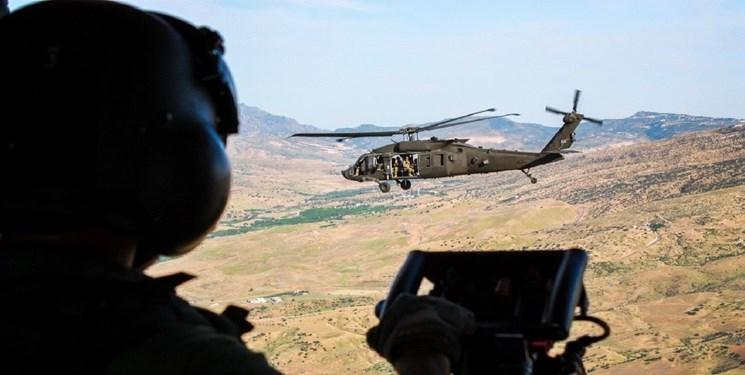 حمله آمریکا به مواضع الحشد/ فرودگاه در دست احداث کربلا بمباران شد