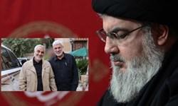 نصرالله: روز قصاص قاتلان قاسم سلیمانی و همه شهدای مقاومت فرارسیده است