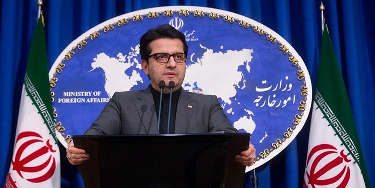 موسوی:  آمریکا در جایگاهی نیست که برای سایر کشورها نسخه حقوق بشری بپیچد