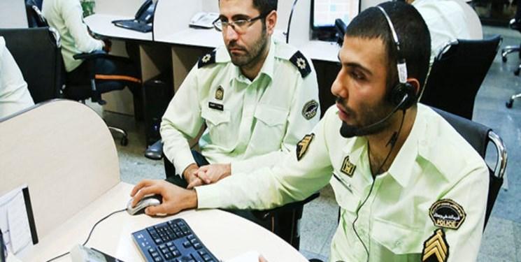 268 هزار تماس زنجانیها با 110