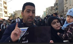 عراقی مقیم ایران: والله بالله تالله انتقام میگیریم