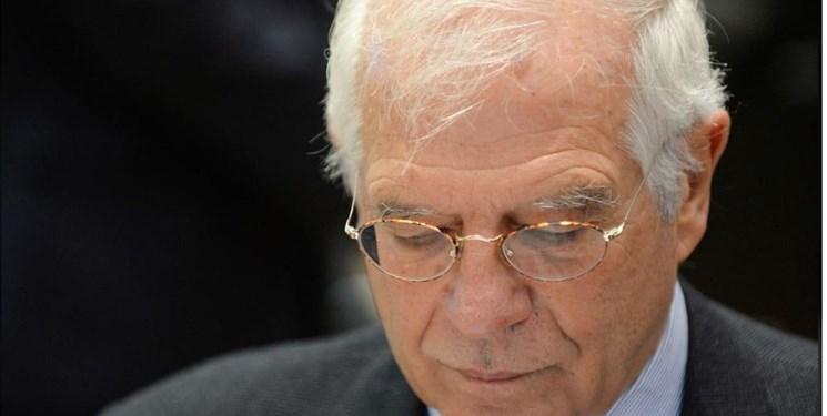 بورل:تحولات افغانستان بار دیگر ضعف اروپا را نشان داد