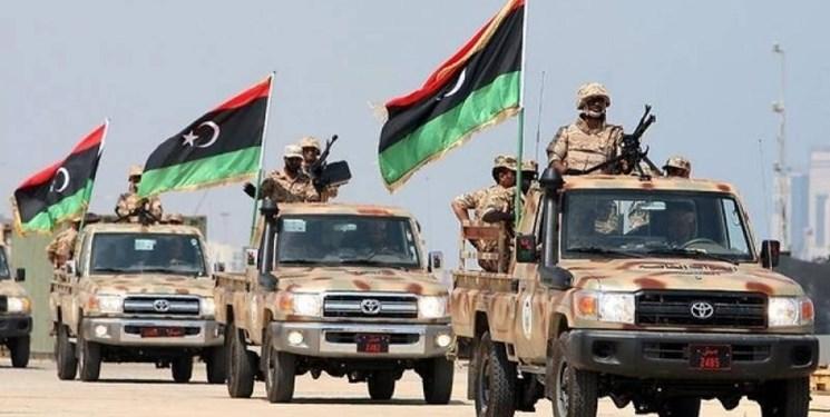 تسلط «دولت وفاق ملی» بر منطقه «ابوقرین» در مصراته لیبی