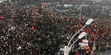 موافقت رهبر انقلاب با شهید محسوب شدن جانباختگان حادثه کرمان
