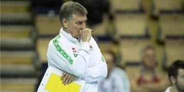 پرندی در آستانه بازگشت به تیم ملی والیبال بلغارستان