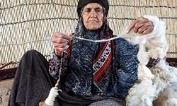 اشتغالزایی برای 1000 نفر با هنری به جا مانده از گذشتگان/ چرخ «پشم ریسی» در کرمانشاه به صدا درمیآید