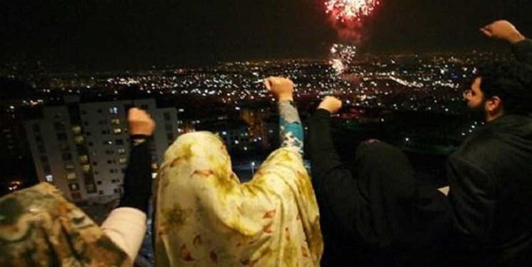 المسیره: فریاد تکبیر از مساجد و منازل سراسر ایران بلند شده است
