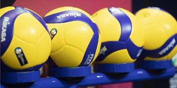 توپ مسابقات والیبال سال ۹۹ معرفی شد