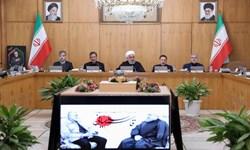 روایت یک نشست| نظر اعضای هیات دولت در خصوص حمله موشکی ایران به آمریکا