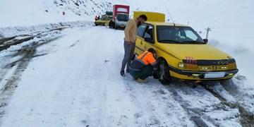 آمادگی راهداری ملایر در اجرای طرح زمستانی