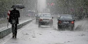«بیرجند» دومین مرکز استان سرد کشور|  آخر هفته بارانی و برفی در استان