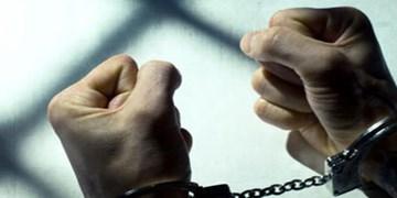 دستگیری زوج خفت گیر در جاده چالوس