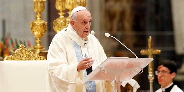 پاپ فرانسیس، نژادپرستی در آمریکا را محکوم کرد