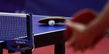 آغاز رویدادهای جهانی تنیس روی میز از 2 ماه آینده