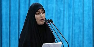دختر شهید سلیمانی: بودجه بنیاد فرهنگی شهید سلیمانی  را به حل مشکلات مردم  اختصاص دهید