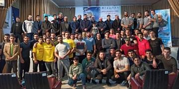 نفرات برتر مسابقات مچاندازی قهرمانی باشگاههای  آذربایجان شرقی