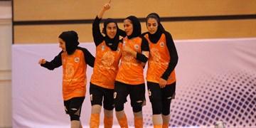 لیگ برتر فوتسال بانوان| شروع مرحله پلیآف از فردا با برگزاری 2 دیدار